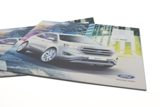 Ford Edge Catalogue