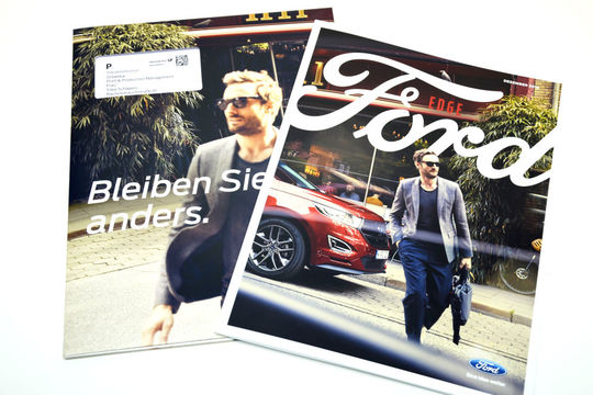 Ford Edge Mailing