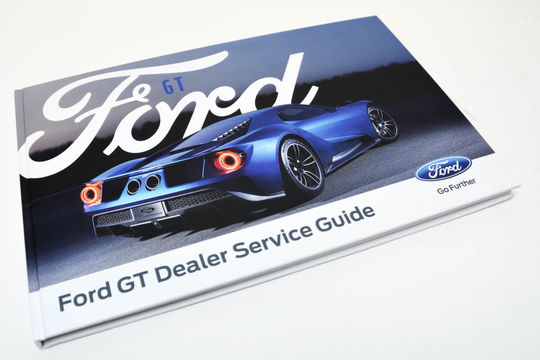 Ford GT Service Guide