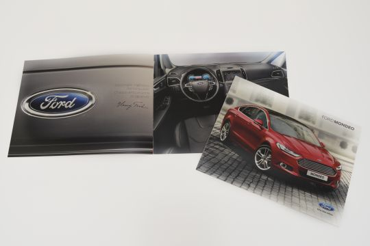 Ford Mondeo Catalogue